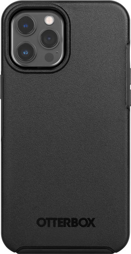 Otterbox Symmetry Apple iPhone 12 Pro Max Back Cover Zwart Main Image