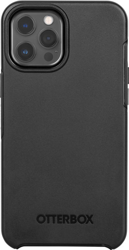 Otterbox Symmetry Plus Apple iPhone 12 Pro Max Back Cover met MagSafe Magneet Zwart Main Image