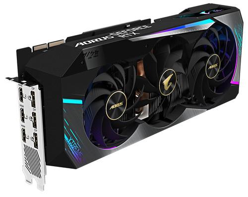 Gigabyte AORUS GeForce RTX 3090 XTREME 24G Main Image