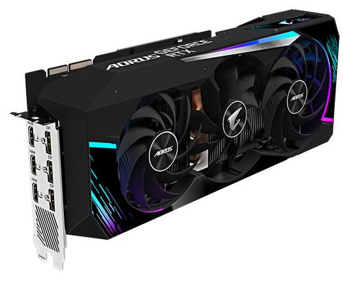 Gigabyte AORUS GeForce RTX 3090 MASTER 24G Main Image