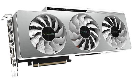 Gigabyte GeForce RTX 3090 VISION OC 24G Main Image