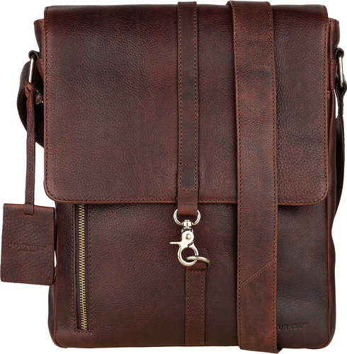 Burkely Antique Avery | Crossover M Messenger Bruin Main Image