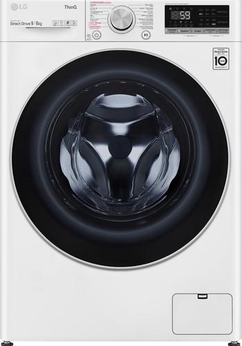 LG GD3V509S1 TurboWash 59 - 9/6 kg Main Image