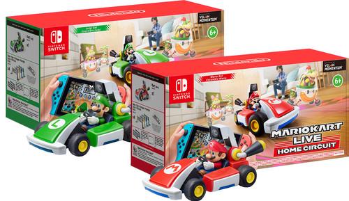 Mario Kart Live: Home Circuit - Mario Set + Luigi Set Main Image