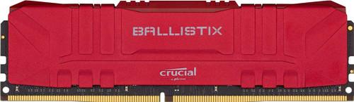 Crucial Ballistix 16GB 3200MHz DDR4 DIMM CL16 White (1x16GB) Main Image