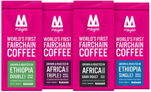 Moyee Proefpakket Arabica koffiebonen 1 kg Main Image