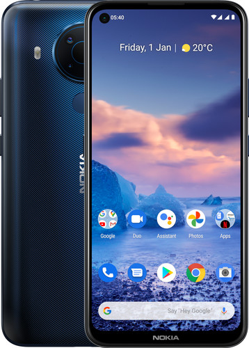 Nokia 5.4 64GB Blauw Main Image