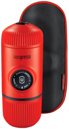 Wacaco Nanopresso Ground Coffee Rood + Beschermhoes Main Image