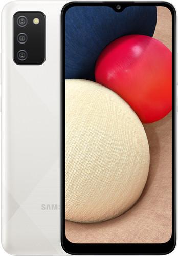Samsung Galaxy A02s 32GB White Main Image