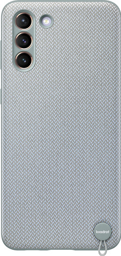 Samsung Galaxy S21 Plus Back Cover Kvadrat Gray Main Image