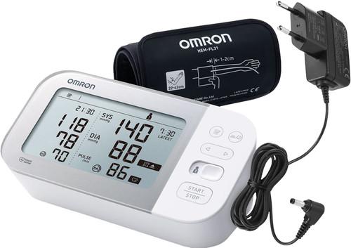Omron X7 Smart + AC Adapter Main Image