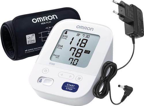 Omron X3 Comfort + AC Adapter Main Image