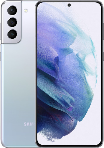 Samsung Galaxy S21 Plus 256GB Zilver 5G Main Image