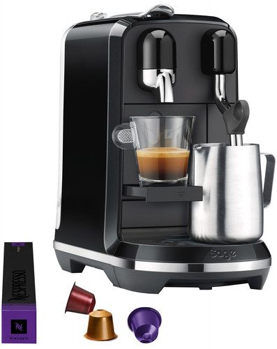 Sage Nespresso Creatista Uno SNE500BKS Main Image