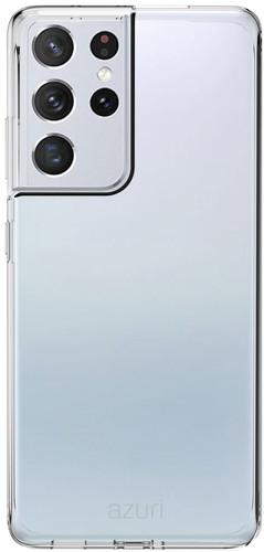 Azuri TPU Samsung Galaxy S21 Ultra Back Cover Transparant Main Image