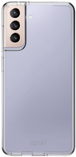 Azuri TPU Samsung Galaxy S21 Plus Back Cover Transparant Main Image