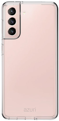 Azuri TPU Samsung Galaxy S21 Back Cover Transparant Main Image