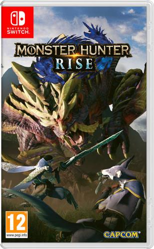 Monster Hunter Rise Main Image