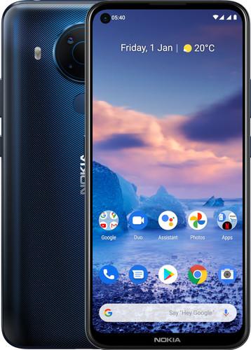 Nokia 5.4 128GB Blue Main Image