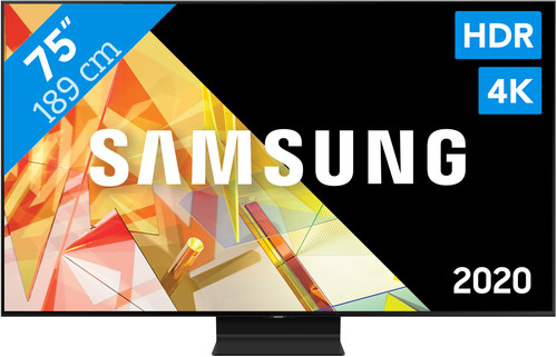 Samsung QLED 75Q95T (2020) Main Image