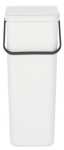Brabantia Sort & Go 40 liter Wit Main Image