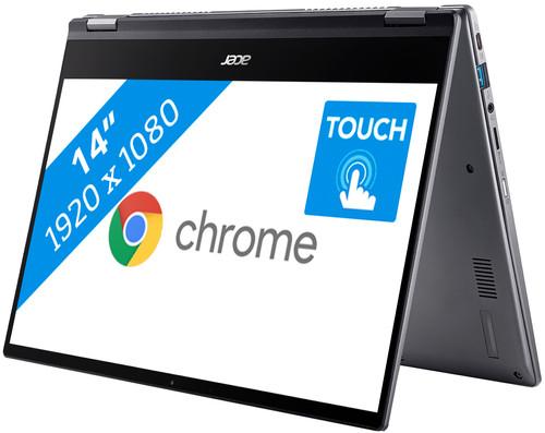 Acer Chromebook Spin 514 - 14 inch Laptop voor senioren - Top keuze