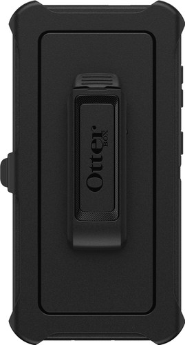 OtterBox Defender Samsung Galaxy S21 Back Cover Black Main Image