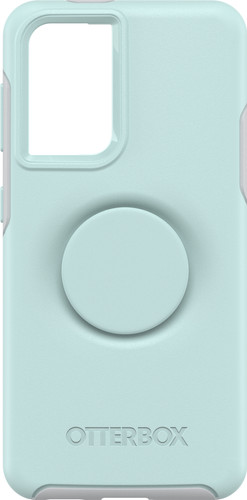 Otterbox Otter+Pop Symmetry Samsung Galaxy S21 Back Cover Blauw Main Image