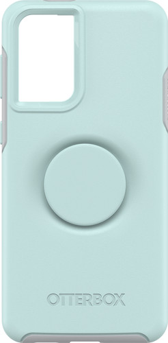 Otterbox Otter+Pop Symmetry Samsung Galaxy S21 Plus Back Cover Blauw Main Image
