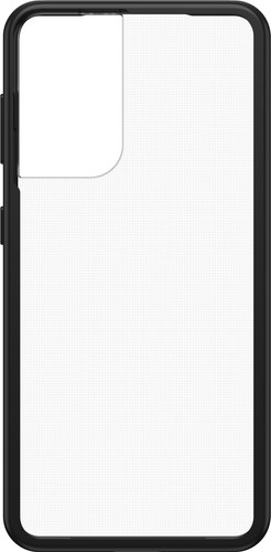 OtterBox React Samsung Galaxy S21 Back Cover Black Main Image