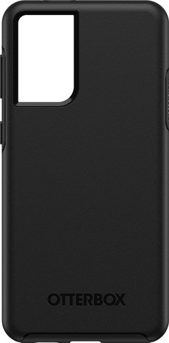 Otterbox Symmetry Samsung Galaxy S21 Plus Back Cover Zwart Main Image
