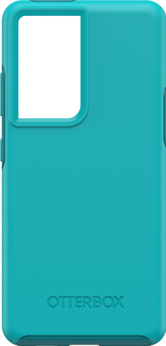 Otterbox Symmetry Samsung Galaxy S21 Ultra Back Cover Blauw Main Image
