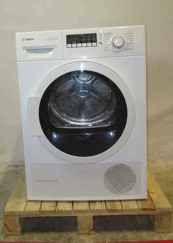 Bosch WTW85273NL Refurbished Main Image