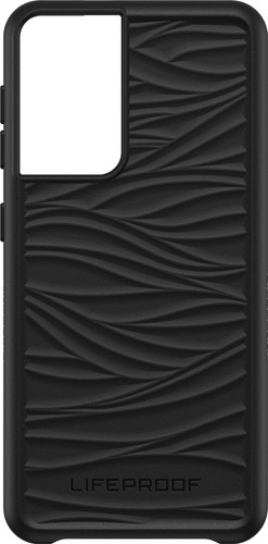 LifeProof WAKE Samsung Galaxy S21 Back Cover Zwart Main Image
