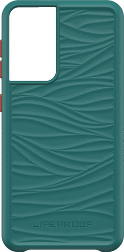 LifeProof WAKE Samsung Galaxy S21 Back Cover Groen Main Image