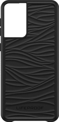 LifeProof WAKE Samsung Galaxy S21 Plus Back Cover Zwart Main Image