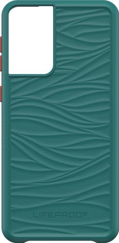 LifeProof WAKE Samsung Galaxy S21 Plus Back Cover Groen Main Image