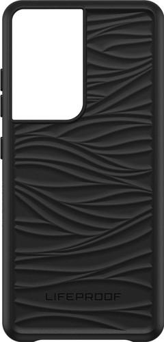 LifeProof WAKE Samsung Galaxy S21 Ultra Back Cover Zwart Main Image