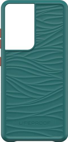LifeProof WAKE Samsung Galaxy S21 Ultra Back Cover Groen Main Image