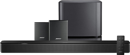 Bose Smart Soundbar 300 + Bose Surround Speakers + Bose Bass Module Main Image