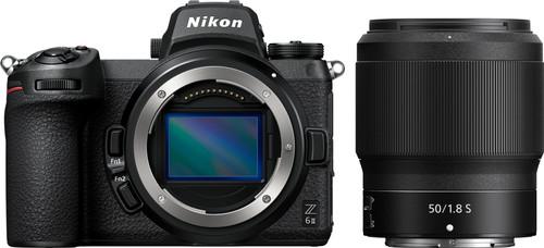 Nikon Z6 II + Nikkor Z 50mm f/1.8 Main Image