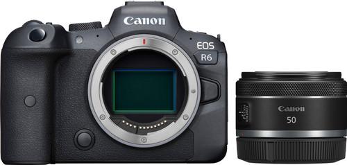 Canon EOS R6 + RF 50mm f/1.8 STM Main Image