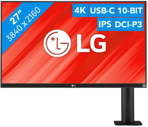 LG Ergo 27UN880 Main Image