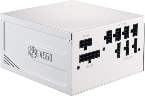 Cooler Master V550 Gold-v2 White Edition Main Image
