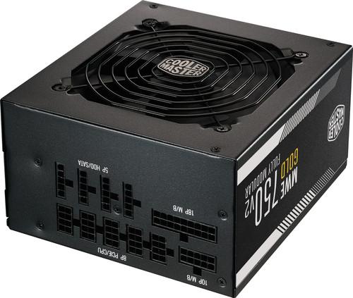 Cooler Master MWE 750 Gold-v2  Full modular Main Image