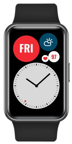 Huawei Watch Fit Zwart Main Image