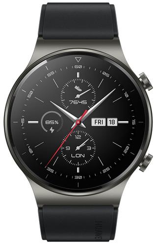 Huawei Watch GT 2 Pro Zwart 46mm Main Image
