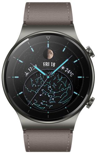 Huawei Watch GT 2 Pro Gray/Brown 46mm Main Image