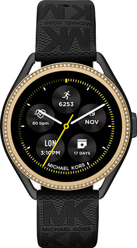 Michael Kors MK GO 2 Gen 5E Display MKT5118 Black Main Image