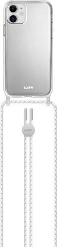 Laut CRYSTAL-X Apple iPhone 12 Mini Back Cover met Koord Transparant Main Image